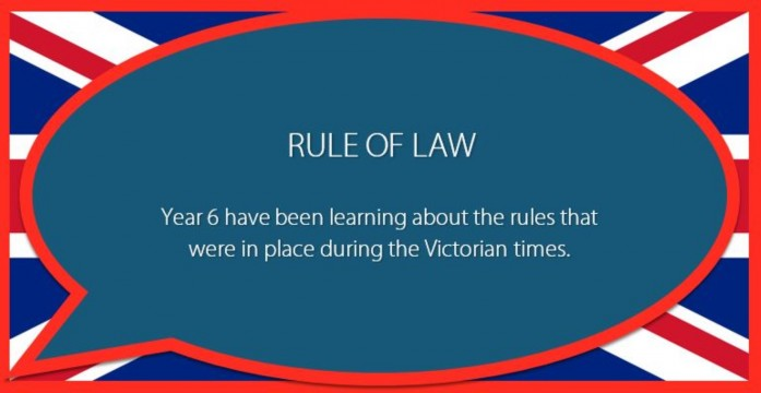 Values Rules of Law Spring 2020