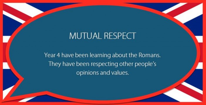 Values of mutual respect 2 spring 2020